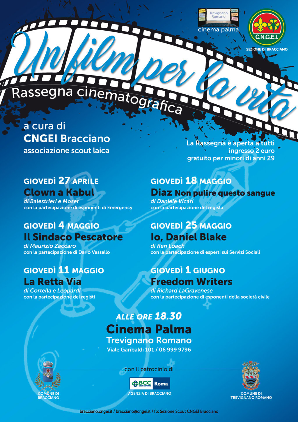 Cineforum impegno